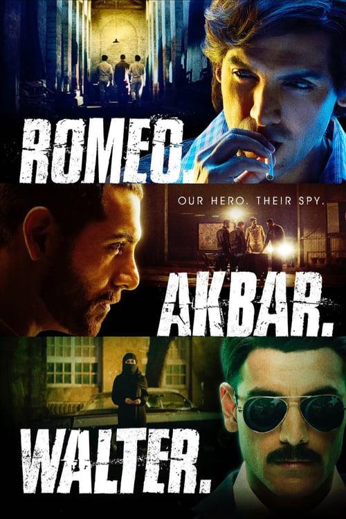 دانلود فیلمRomeo Akbar Walter 2019 با دوبله فارسی