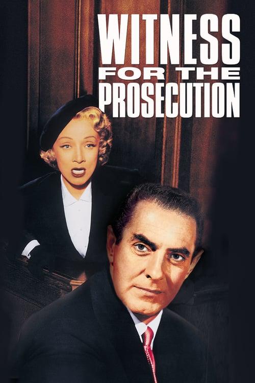 دانلود فیلم Witness for the Prosecution 1957