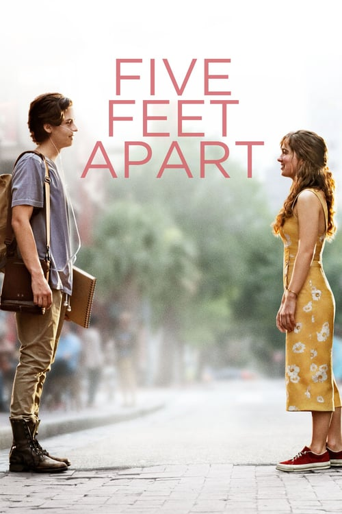 دانلود فیلمFive Feet Apart 2019 با دوبله فارسی