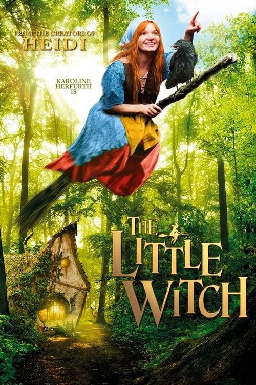 دانلود فیلمThe Little Witch 2018 با دوبله فارسی