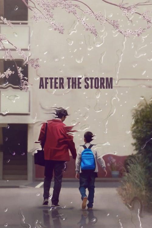 دانلود فیلمAfter the Storm 2016 با دوبله فارسی
