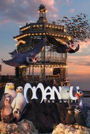 دانلود انیمیشن Manou the Swift 2019 با دوبله فارسی