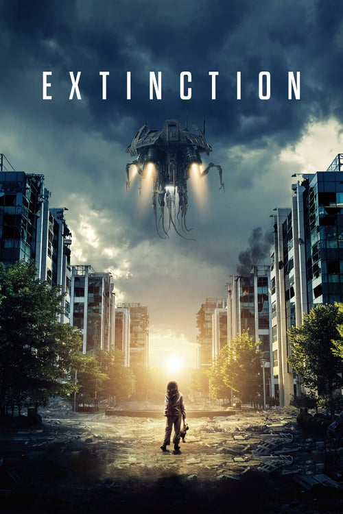 دانلود فیلمExtinction 2018 با دوبله فارسی