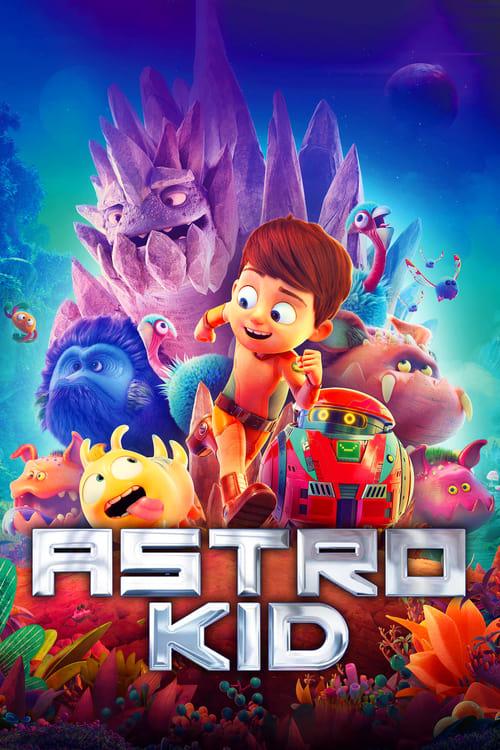 دانلود انیمیشنAstro Kid 2019 با دوبله فارسی
