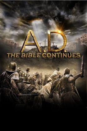 دانلود سریال A.D. The Bible Continues
