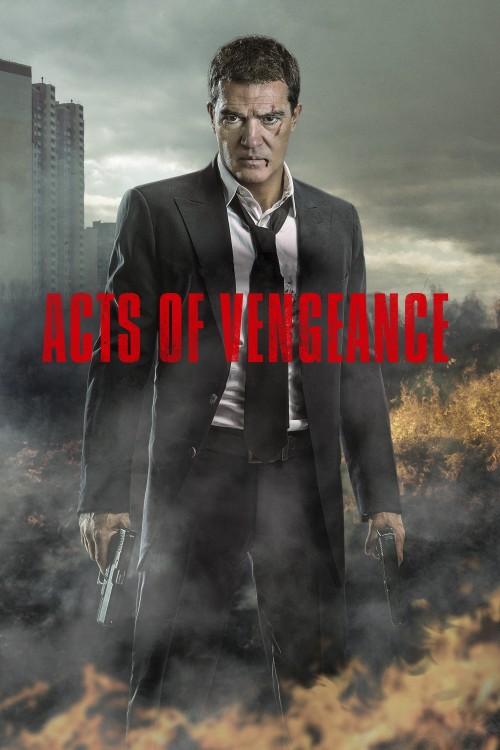 دانلود فیلمActs Of Vengeance 2017 با دوبله فارسی
