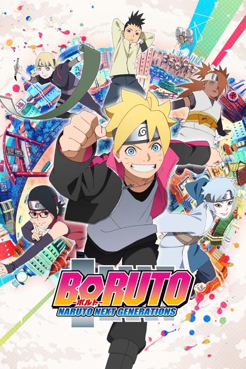 دانلود انیمیشن سریالی Boruto Naruto Next Generations