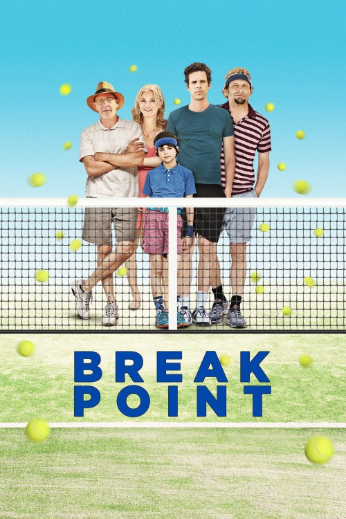 دانلود فیلم Break Point 2014 با دوبله فارسی