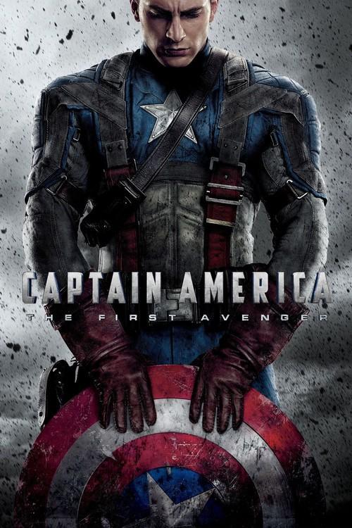 دانلود فیلم Captain America: The First Avenger 2011 با دوبله فارسی