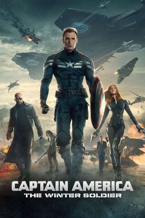 دانلود فیلم Captain America: The Winter Soldier 2014 با دوبله فارسی