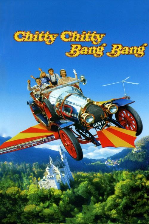 دانلود فیلم Chitty Chitty Bang Bang 1968 با دوبله فارسی