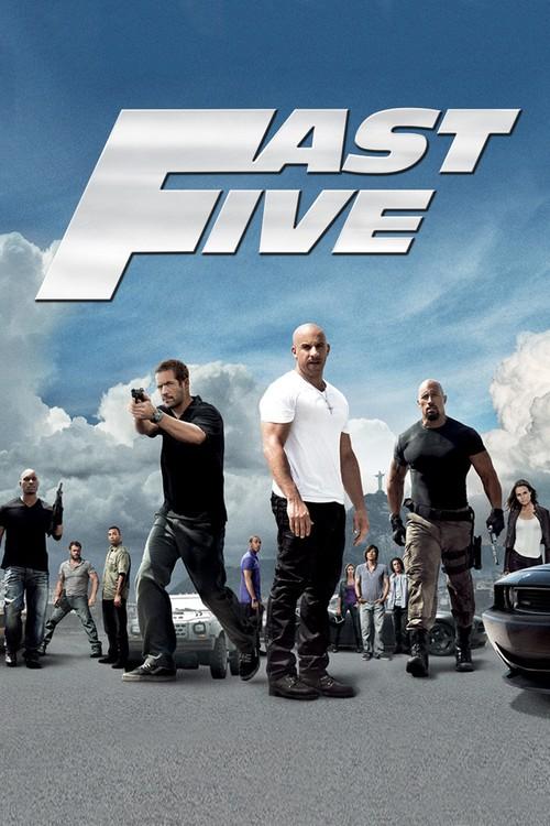 دانلود فیلم Fast Five 2011 با دوبله فارسی