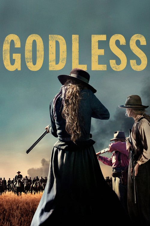 دانلود سریال Godless با دوبله فارسی