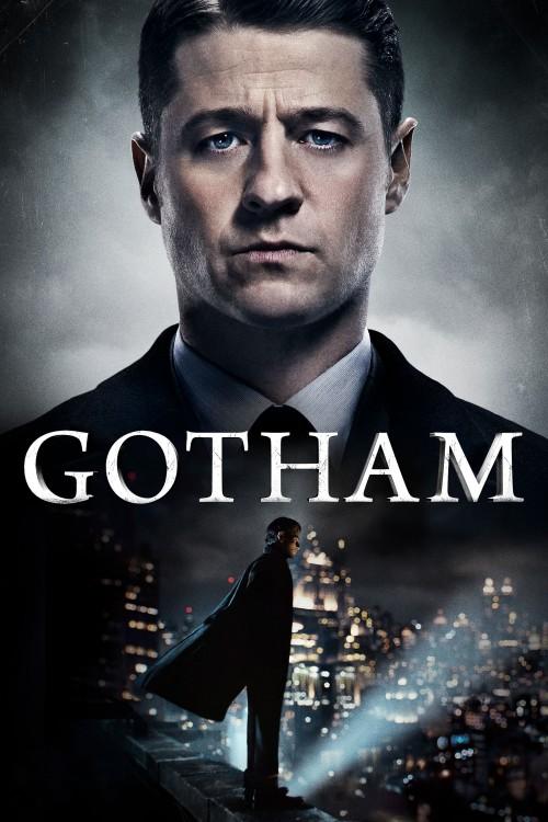 دانلود سریال Gotham با دوبله فارسی