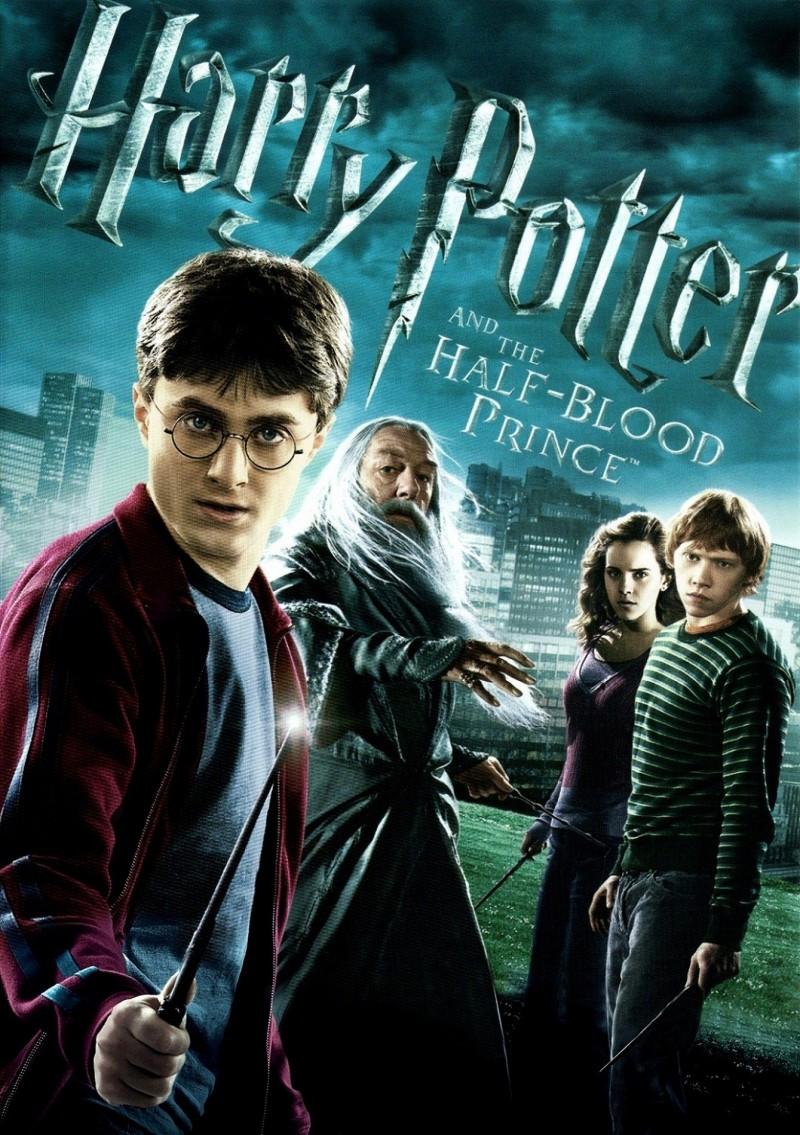 دانلود فیلم Harry Potter and the Half-Blood Prince 2009 با دوبله فارسی