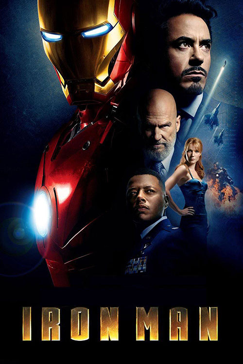 دانلود فیلم Iron Man 2008 با دوبله فارسی