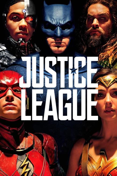 دانلود فیلم Justice League 2017 با دوبله فارسی