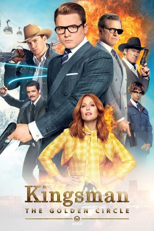 دانلود فیلم Kingsman: The Golden Circle 2017 با دوبله فارسی
