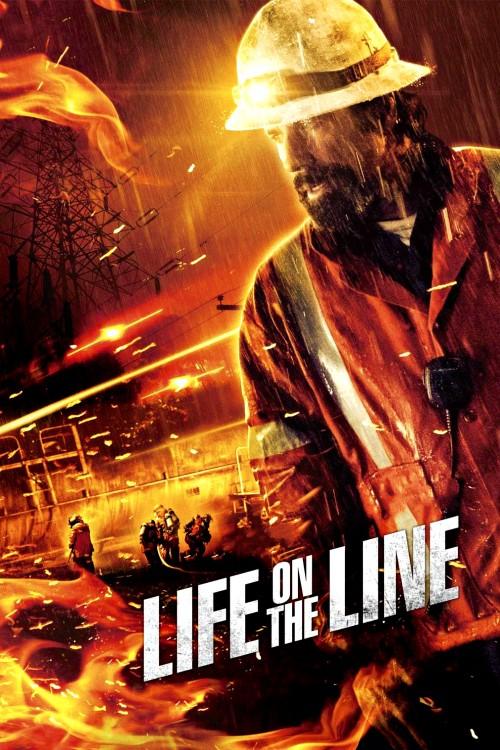 دانلود فیلم Life on the Line 2015 با دوبله فارسی
