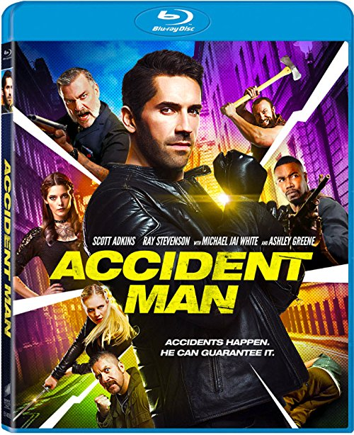 دانلود فیلم Accident Man 2018 با دوبله فارسی