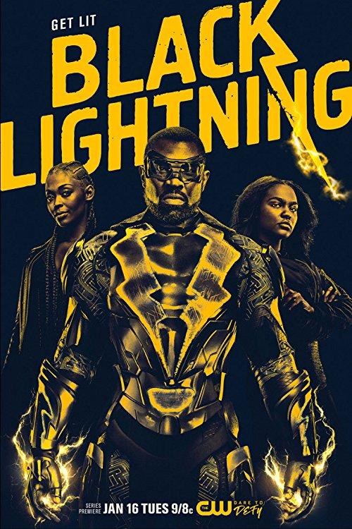 دانلود سریال Black Lightning