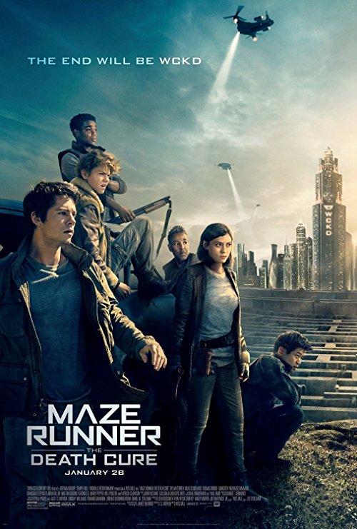 دانلود فیلم Maze Runner: The Death Cure 2018 با دوبله فارسی