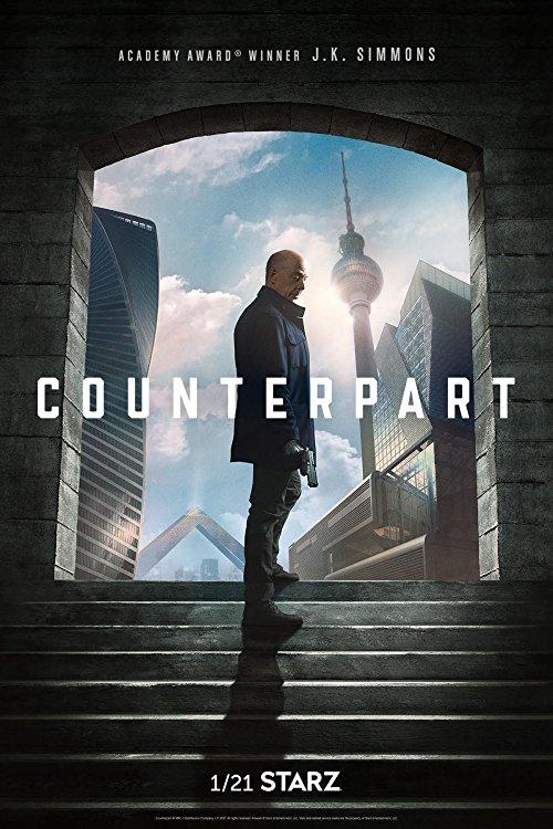 دانلود سریال Counterpart با دوبله فارسی