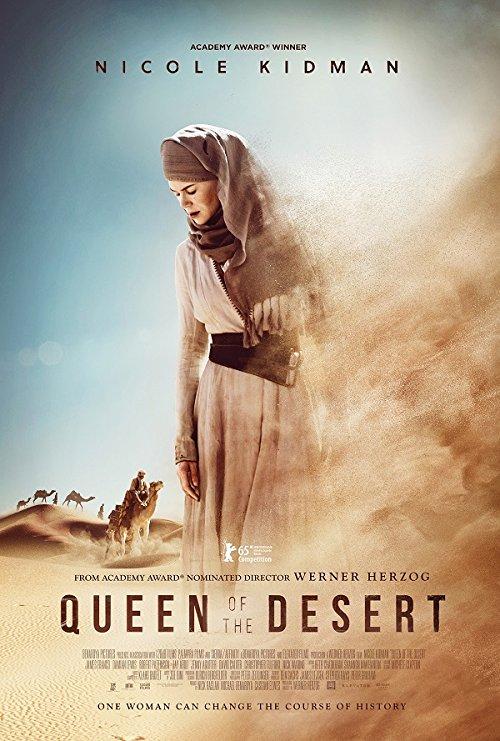 دانلود فیلم Queen of the Desert 2015 با دوبله فارسی