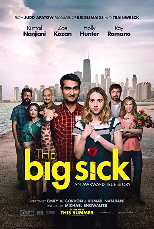 دانلود فیلم The Big Sick 2017 با دوبله فارسی
