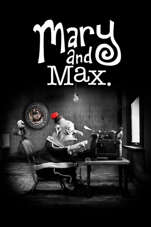 دانلود انیمیشنMary and Max 2009 با دوبله فارسی