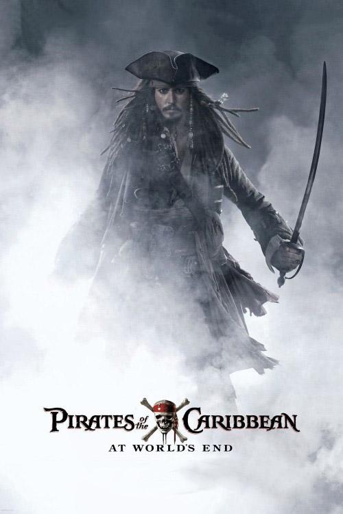 دانلود فیلم Pirates of the Caribbean: At World's End 2007 با دوبله فارسی