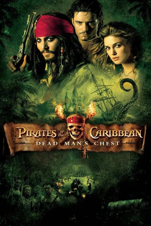دانلود فیلم Pirates of the Caribbean: Dead Man's Chest 2006 با دوبله فارسی