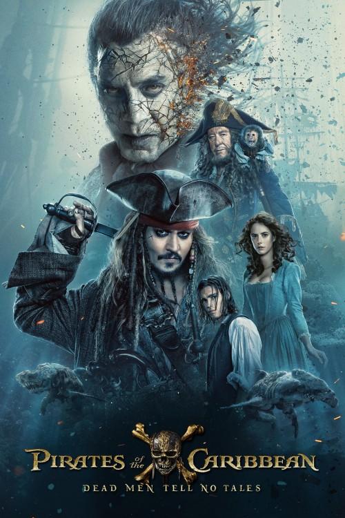 دانلود فیلم Pirates of the Caribbean: Dead Men Tell No Tales 2017 با دوبله فارسی