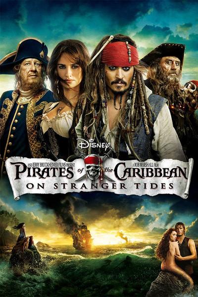 دانلود فیلمPirates of the Caribbean: On Stranger Tides 2011 با دوبله فارسی