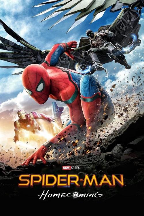 دانلود فیلم Spider-Man: Homecoming 2017 با دوبله فارسی