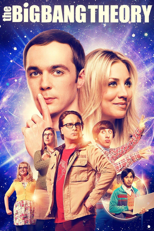 دانلود سریال The Big Bang Theory با دوبله فارسی