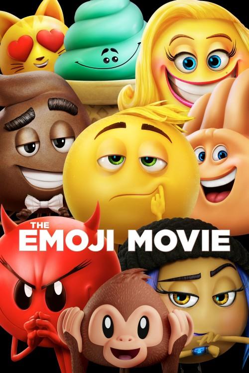 دانلود انیمیشن The Emoji Movie 2017 با دوبله فارسی