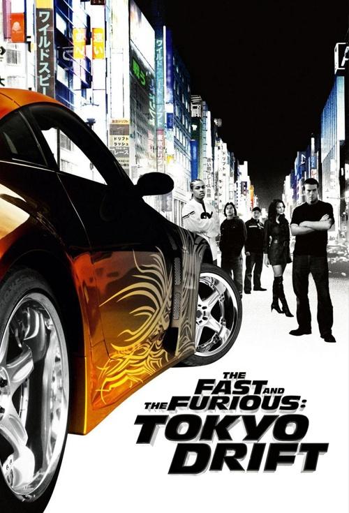 دانلود فیلم The Fast and the Furious: Tokyo Drift 2006 با دوبله فارسی