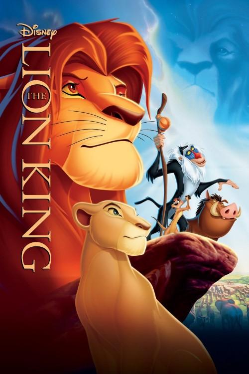 دانلود انیمیشن The Lion King 1994 با دوبله فارسی
