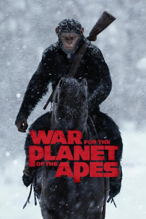 دانلود فیلم War for the Planet of the Apes 2017 با دوبله فارسی