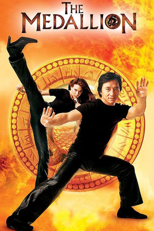 دانلود فیلم The Medallion 2003 با دوبله فارسی