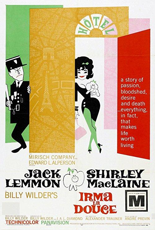 دانلود فیلم Irma la Douce 1963 با دوبله فارسی