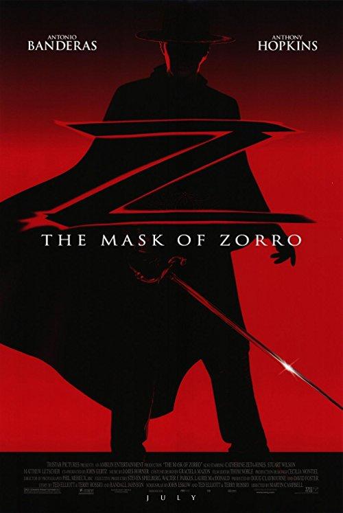 دانلود فیلم The Mask of Zorro 1998 با دوبله فارسی
