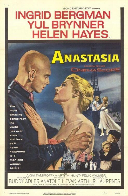 دانلود فیلم Anastasia 1956 با دوبله فارسی