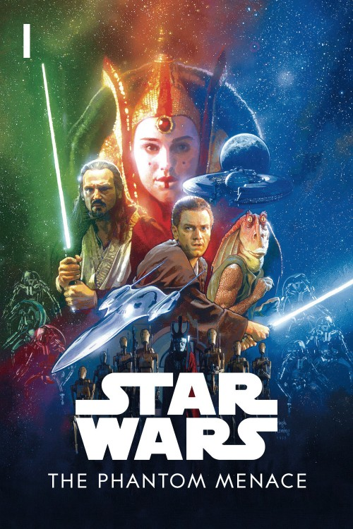 دانلود فیلمStar Wars: Episode I - The Phantom Menace 1999 با دوبله فارسی