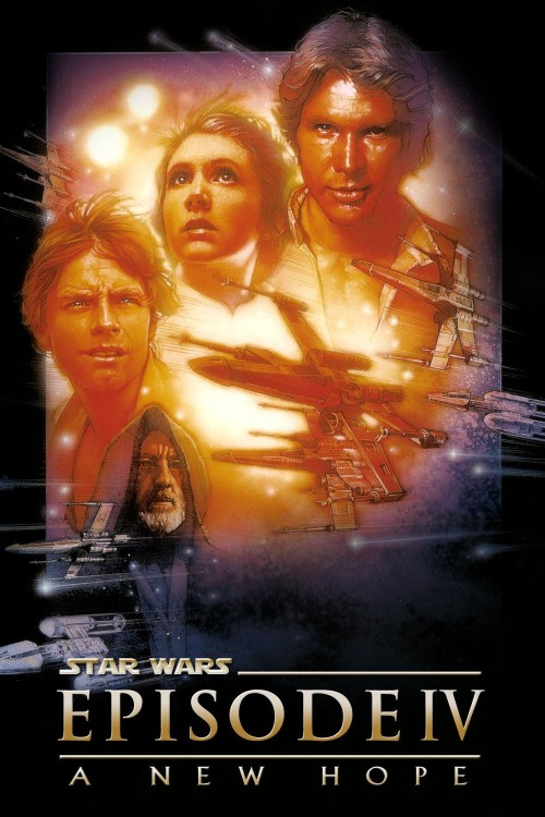 دانلود فیلم Star Wars: Episode IV - A New Hope 1977 با دوبله فارسی