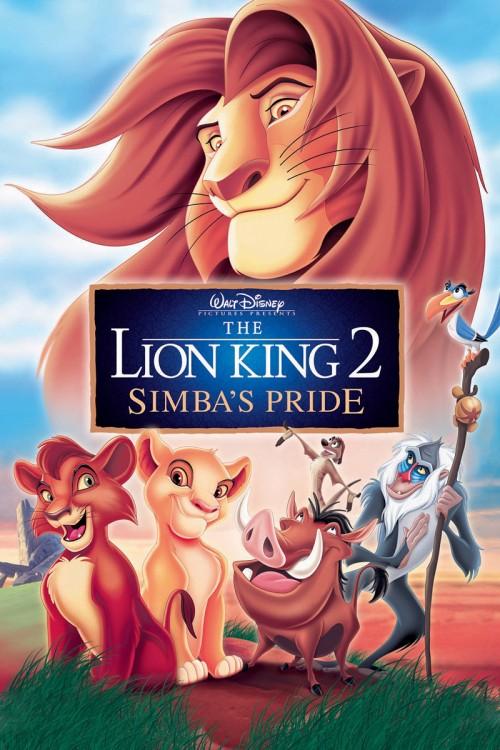 دانلود انیمیشن The Lion King 2: Simba's Pride 1998 با دوبله فارسی