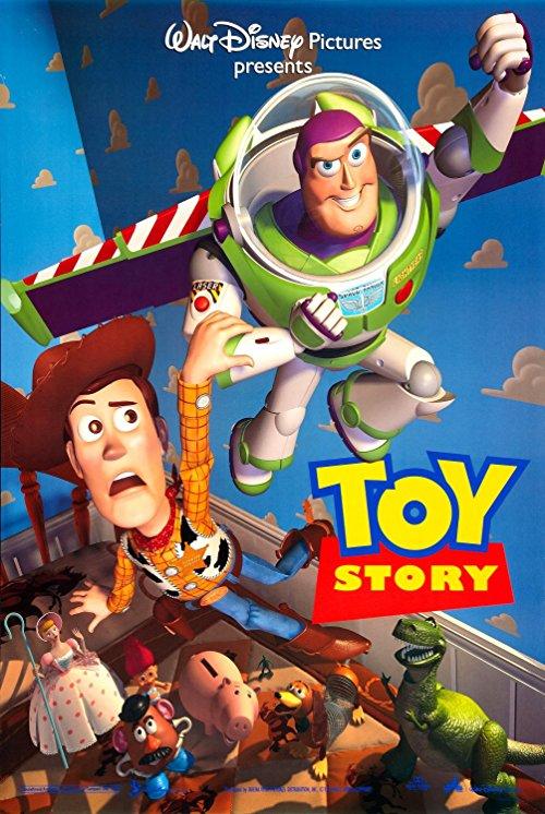 دانلود انیمیشنToy Story 1995 با دوبله فارسی