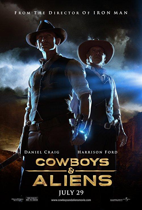 دانلود فیلمCowboys & Aliens 2011 با دوبله فارسی