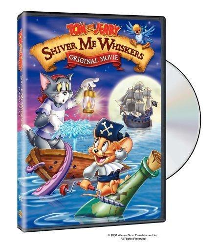 دانلود انیمیشن Tom and Jerry in Shiver Me Whiskers 2006 با دوبله فارسی
